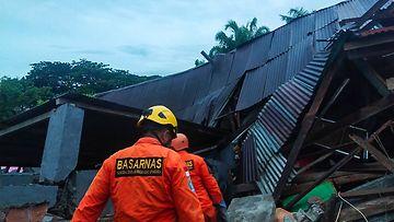 AOP: Indonesia, maanjäristys