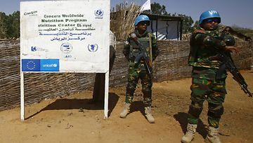 LK 17.1.2021 Sudan levottomuudet väkivaltainen yhteenotto