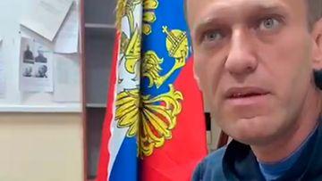 AOP Aleksei Navalnyi pidätys kuuleminen