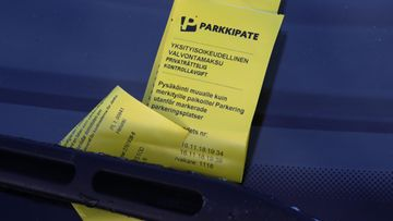 aop parkkisakko pysäköintivirhemaksu parkkipate