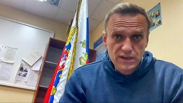 LK 19.1.2021 Aleksei Navalnyi