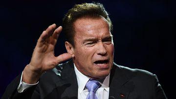 Arnold Schwarzenegger lk afp 2101