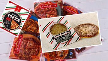 Saarioinen pizzat mikropizza