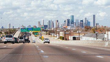 shutterstock usa teksas moottoritie