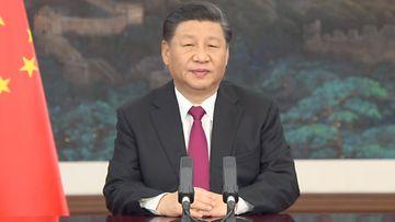 Kiinan johtaja Xi Jinping