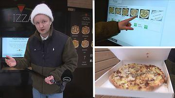 Kauniaisten pizza-automaatti
