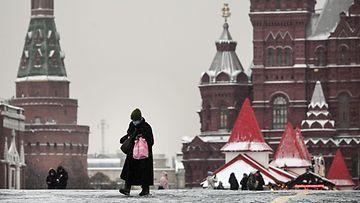 30.1.2021 Moskova korona