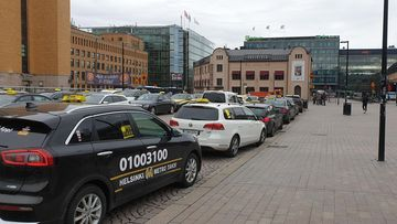 AOP Taksi asema-aukio