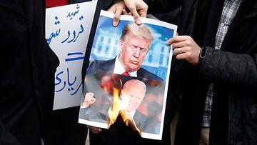 Iran Trump AOP
