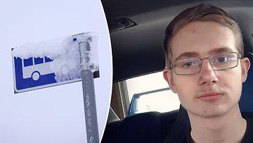 Rasmus Nurminen pelasti vanhuksen