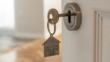 uusi koti, avain