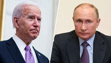 OMA: Joe Biden ja Vladimir Putin