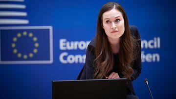 Sanna Marin Eurooppa-neuvosto