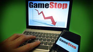 AOP gamestop pörssi