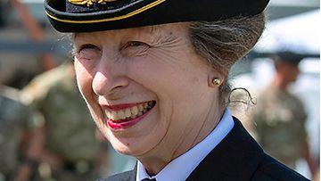 Prinsessa Anne 2019