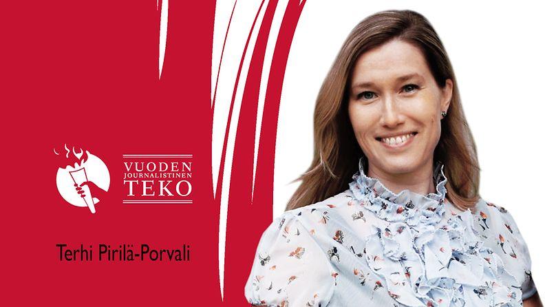 Terhi Pirilä-Porvali