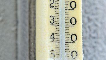 AOP pakkanen, kylmyys, lämpömittari