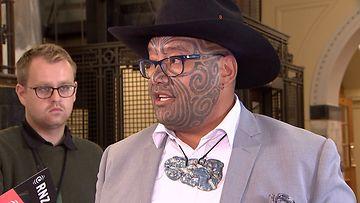 LK Uuden Seelannin kansanedustaja Rawiri Waititi