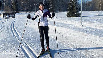 Hiihto, Susanne Blomqvist