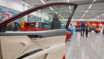 aop autokauppa autoliike