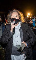 LK: Puolalainen mielenosoitusjohtaja Marta Lempart