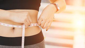 shutterstock painonpudotus laihduttaminen