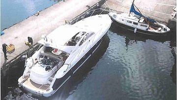 Airiston veneturma Veneet satamassa2