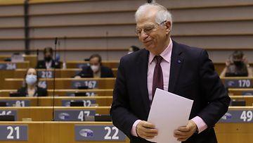 Borrell europarlamentissa