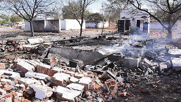 LK 13.2.2021 Intialaisessa ilotulitetehtaassa räjähdys