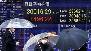 LK 15.2.2021 Tokio pörssi