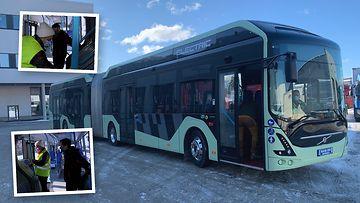 Haitaribussit tekevät paluun tänä vuonna HelsinHaitaribussit tekevät paluun tänä vuonna Helsinkiin – tällaisia ovat 18,5 metriset sähköllä toimivat jättiläisetkiin – tällaisia ovat 18,5 metriset sähköllä toimivat jättiläiset