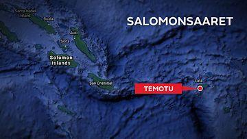 Solomon saaret