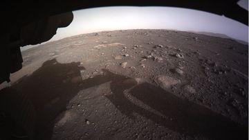 Nasa Mars värikuva 2 AOP