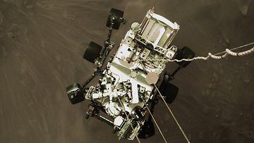 Nasa Mars värikuva 3 AOP