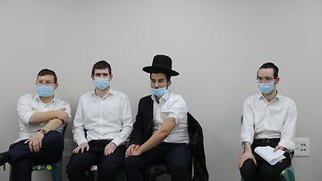AOP Israel rokotukset