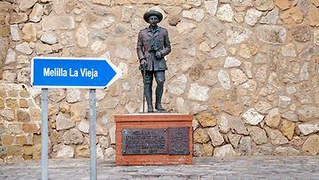 LK 24.2.2021 Espanjassa poistettiin viimeinen diktaattori Francoa esittävä patsas