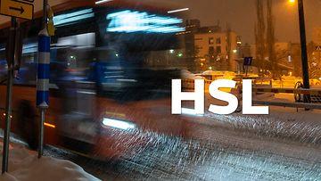OMA: HSL, rajoitukset, avi