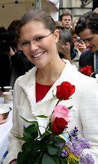 Kruununprinsessa Victoria 2005