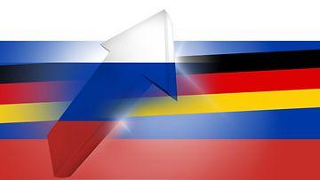 Saksa Venäjä aop