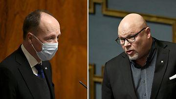 Jussi Halla-aho Ano Turtiainen LK