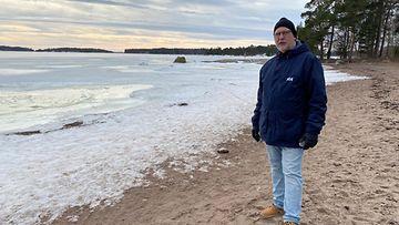 jäätilanne, Jouni Vainio