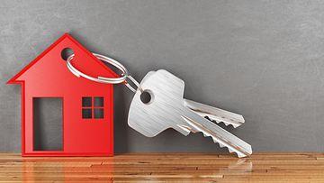 Shutterstock omakotitalo, asuminen, talo