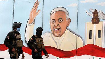 LK 5.3.2021 Paavi Irak