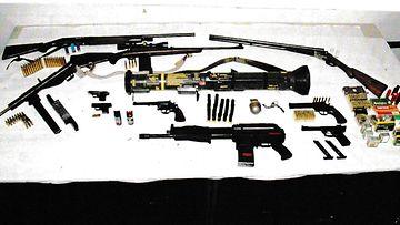 Undertakersin aseita