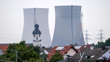 AOP saksa ydinvoima ydinvoimalat