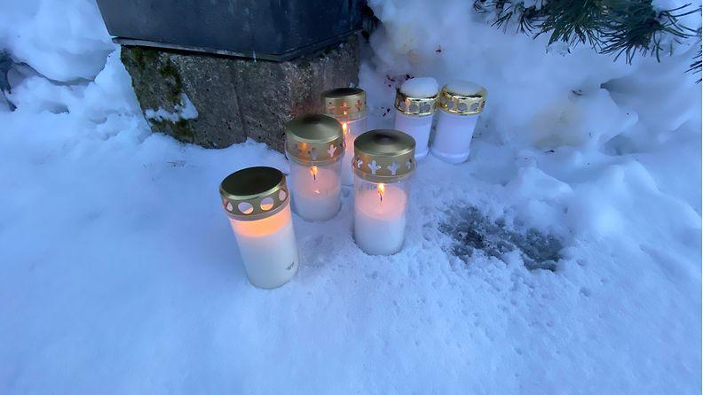Kynttilät Oulu