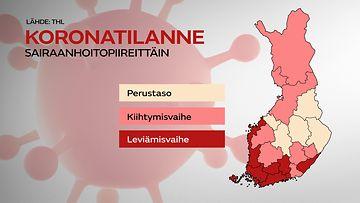 Koronatilanne 0703