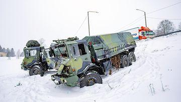 LK Hollola, liikenneonnettomuus