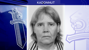 Poliisi: Kadonnut Eurajoki