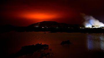 LK 20.3.2021 Islannin tulivuorenpurkaus